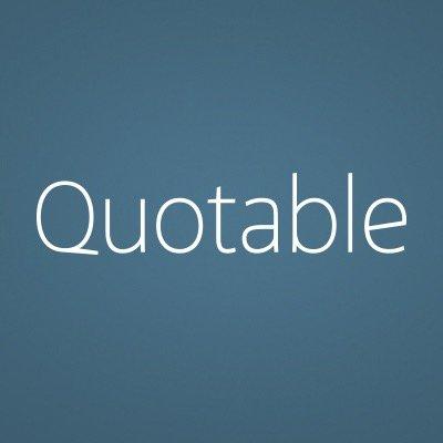 quotable