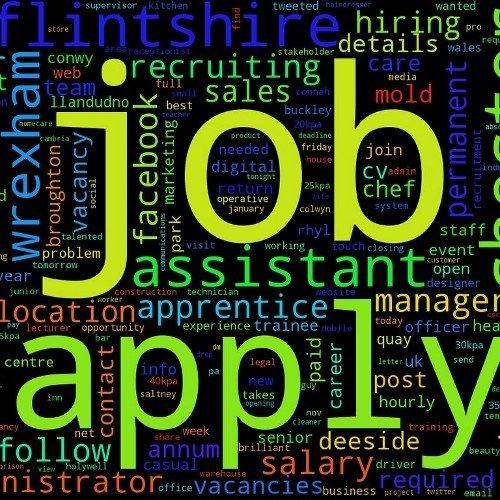 Jobs in Flintshire