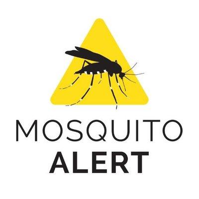 Resultado de imagen de mosquito alert logo