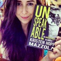 Author Kristen Hope
