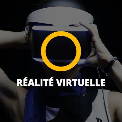 Logo of Realite Virtuelle 360