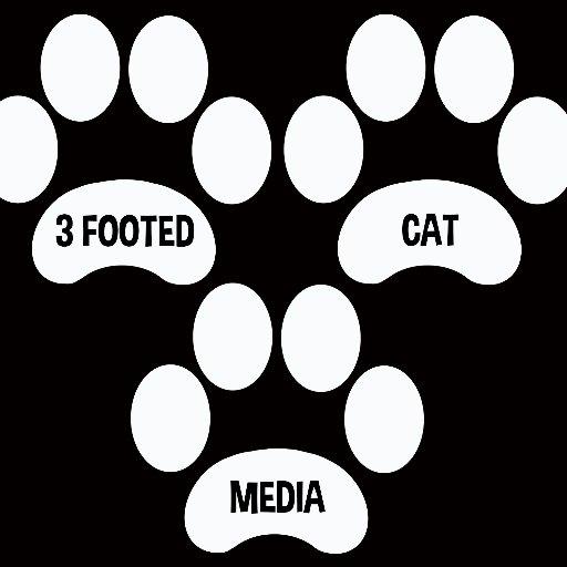 @3footedcat