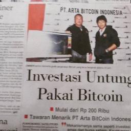 pt arta bitcoin indonesia