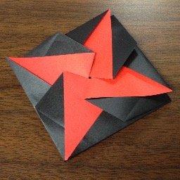 I love origami Pokemon! Latios/Latias by Hongyi Wan - Album on Imgur | 256x256