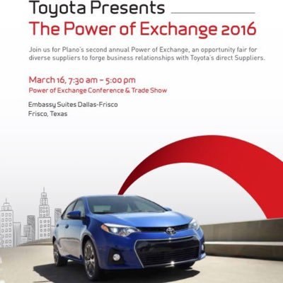 Toyota P O E On Twitter We Wish You Best Success