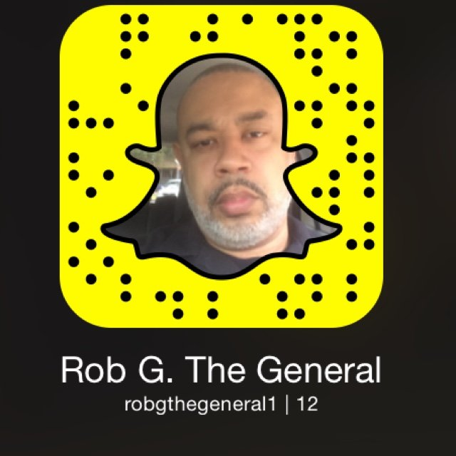 DJ Rob G The General Social Profile