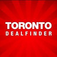 Toronto Deal Finder