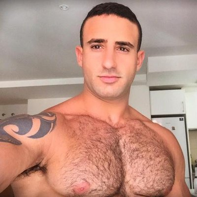 eliad cohen naked Hot
