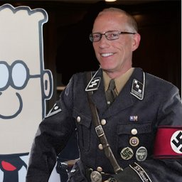 Dilbert' creator says Trump won because he can paint pictures with ...
