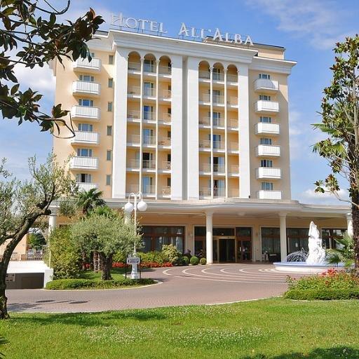 Hotel Terme All Alba Di Abano Terme