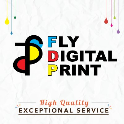 Fly Digital Print