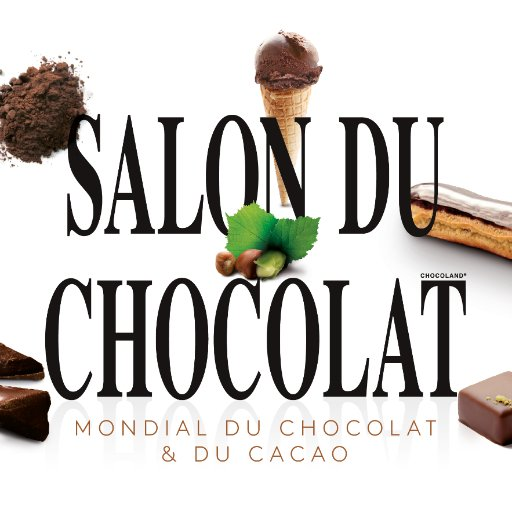 Salon du chocolat salonchocolat twitter for Salon du the