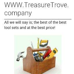 Treasure Trove Tools