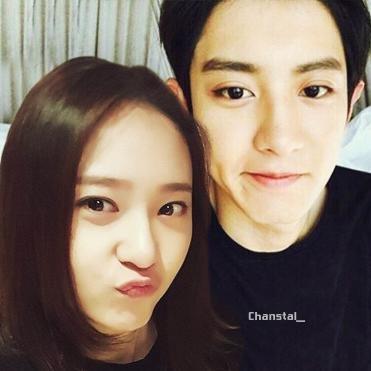 "Chanstal on Twitter: ""What a lovely couple :') #CHANSTAL # ..."
