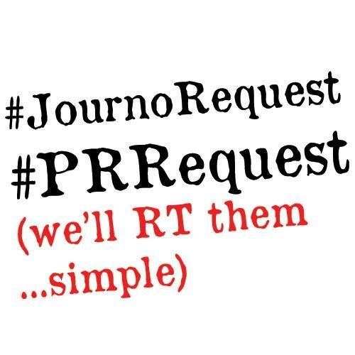 PR & Journo Requests