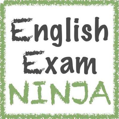English Exam Ninja on Twitter: