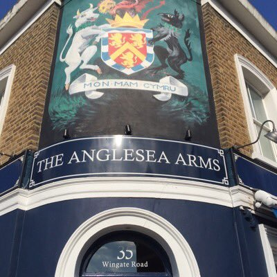 Logo de la société The Anglesea Arms