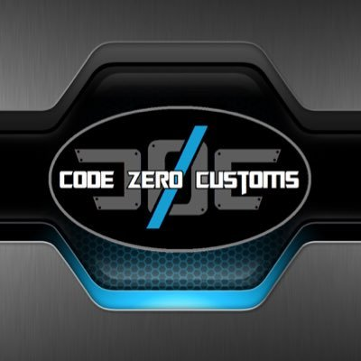 Code Zero Customs Codezerocustoms Twitter