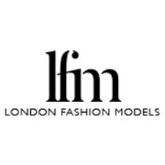 LONDON FASHION MODEL