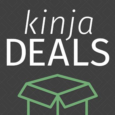 Kinja Deals on Twitter