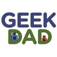 🄶🄴🄴🄺🄳🄰🄳 (@GeekDads) Twitter profile photo