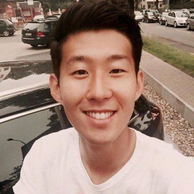 Son heung min realsonheungmin twitter for Son heung min squadre attuali