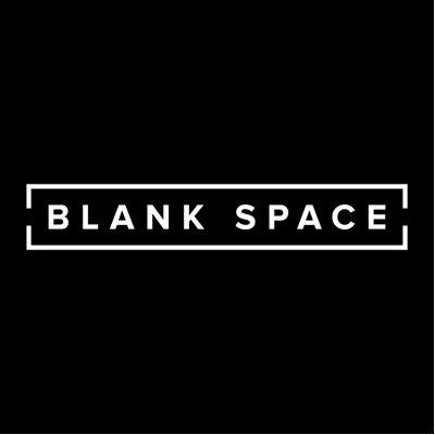 blank space blankspacemedia twitter