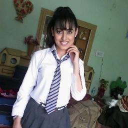 Samantha Ruth In School Dress