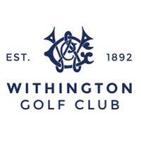 Withington Golf Club (@WithingtonGC) Twitter profile photo