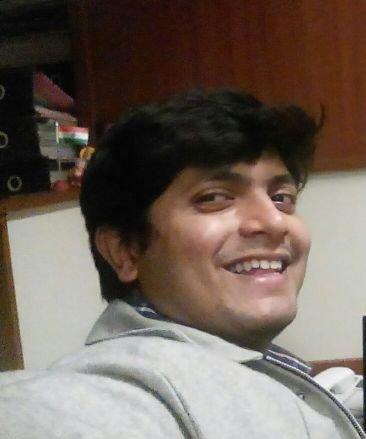 Kshitij Desai