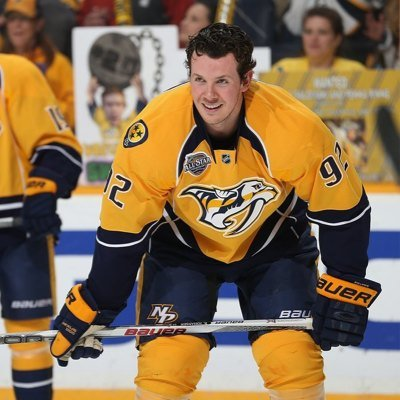 Image result for ryan johansen