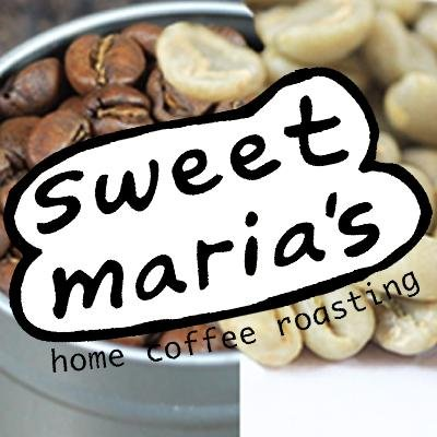 sweet maria's coffee | Social Profile