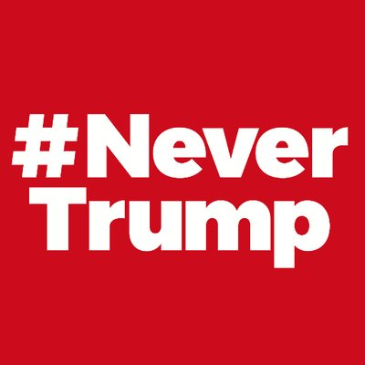 Image result for The Never Trump Movement