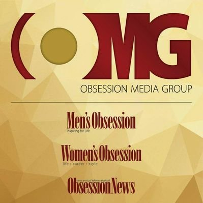 Obsession Media Group - Magazine cover
