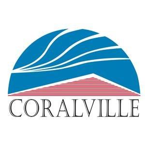 Coralville Iowa logo