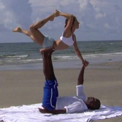yoga poses 2 person yogaposes2perso twitter
