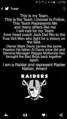 #FAITH #raiders #raidernation #football #family #friends #BBQ and my loving wife. @sexy_purplemami