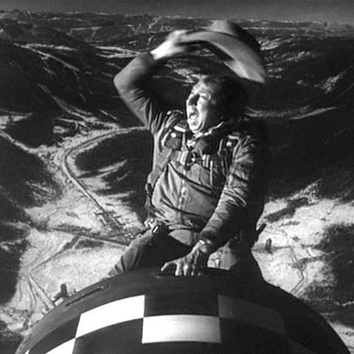 T J Kong Ride The Bomb