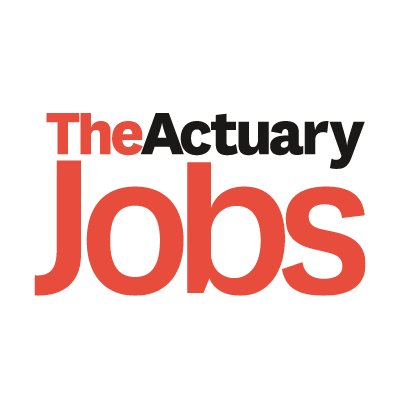 The Actuary Jobs on Twitter: