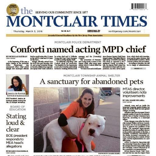 The Montclair Times Social Profile