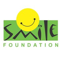 Smile Foundation twitter profile