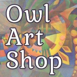 Owl ArtShop