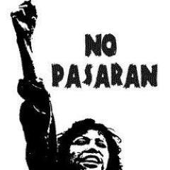 No Pasaran on Twitter