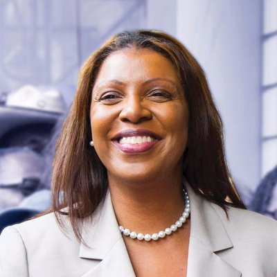 Tish James | Social Profile