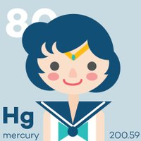 sailor mercury | Social Profile