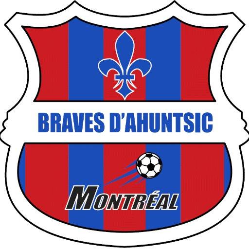 Resultado de imagem para Club de Soccer les Braves d'Ahuntsic CANADA