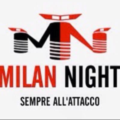 milan night milannight twitter