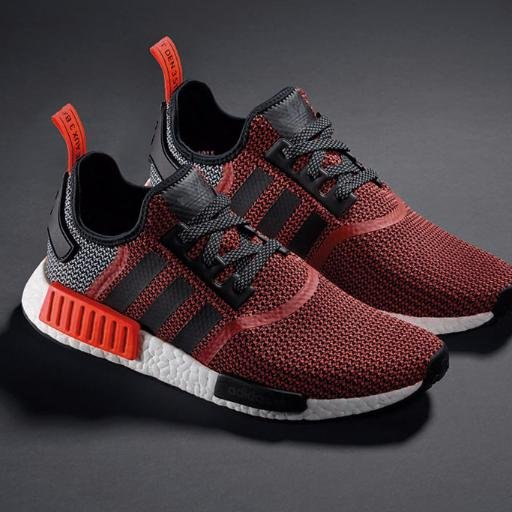 Adidas Originals to Drop NMD in All Black \\ u0026 All Red
