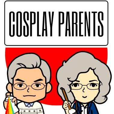 Cosplay Parents :)