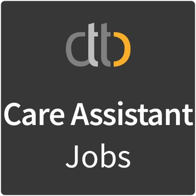 Care Assistant Jobs on Twitter: